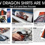 dragon Shirt Process only from 129photos