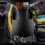 corvette edition short sleeve
